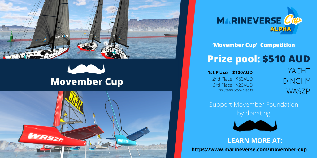 Movember Cup