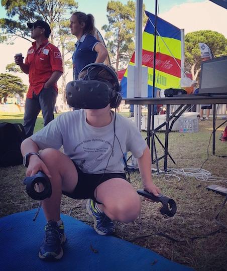 Virtual Reality Sailing   MarineVerse